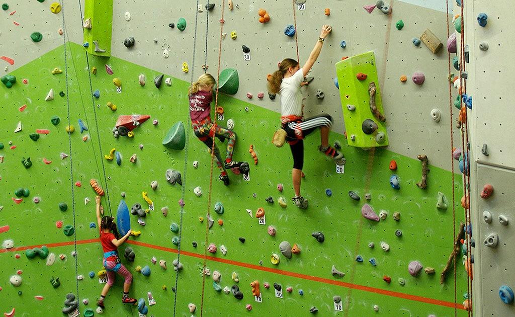 Kletter-Wettkampf 2020 in der Kletterhalle Sauerland